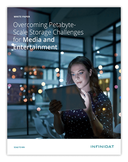 Winning at Petabyte-Scale for Media and Entertainment
