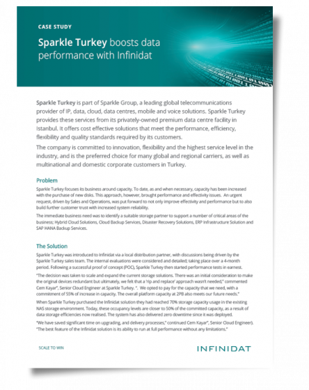 Infinidat Enterprise Data Storage Resources