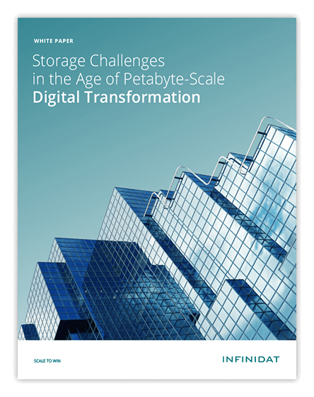 Storage Challenges in the Age of Digital Transformation