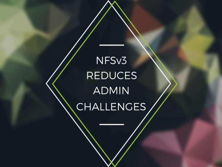 Reduced Admin Challenges