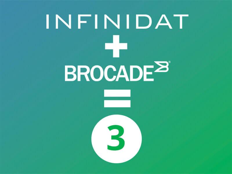 Infinidat Brocade