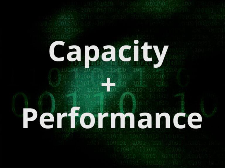 Infinidat Capacity