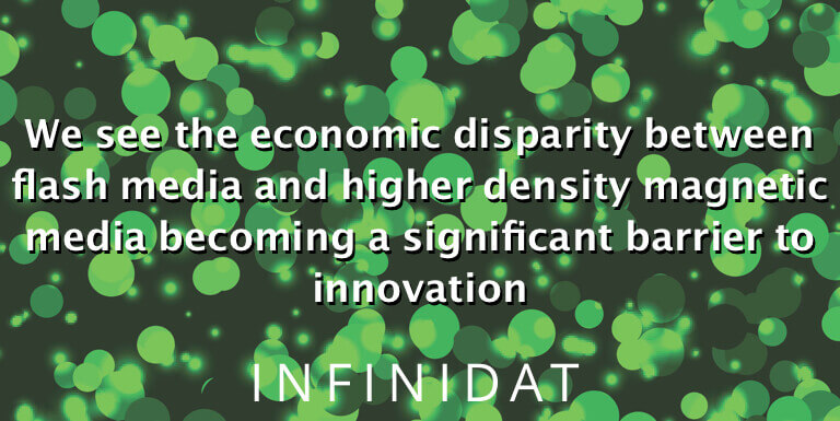 Infinidat Future Defined