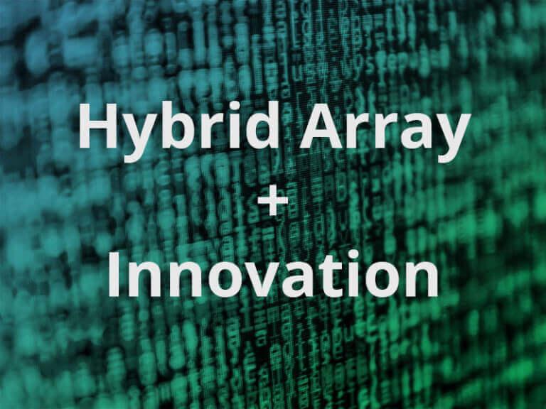 Infinidat Hybrid Array