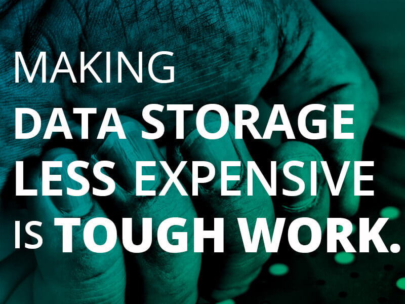 Infinidat Making Data Storage Less Expensive