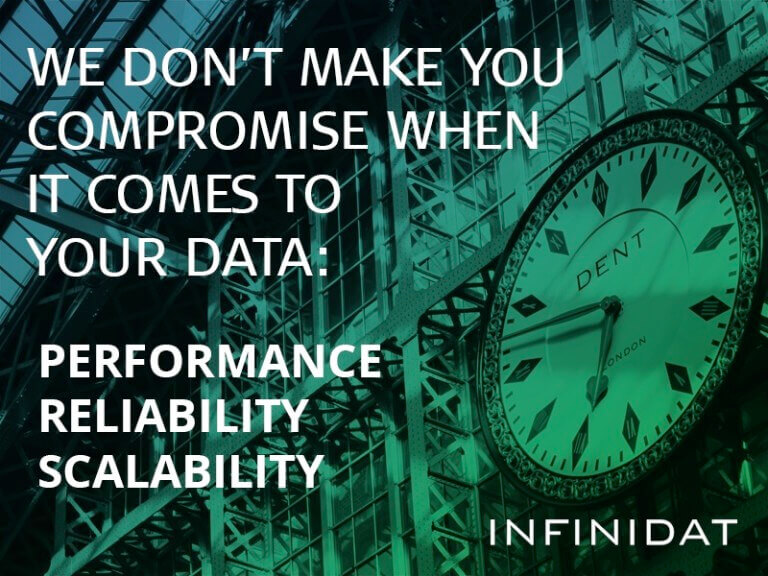 Infinidat No Compromise
