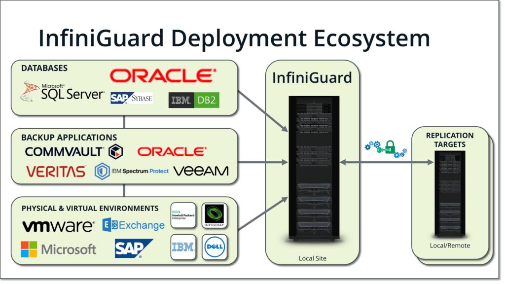 InfiniGuard Deployment Ecosystem