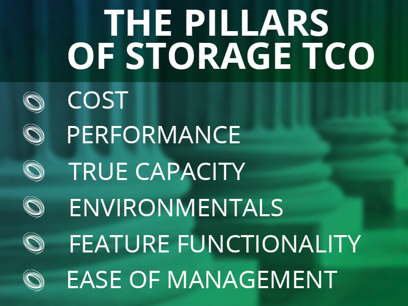 The Pillars of Storage