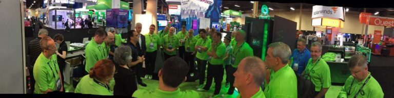 VMWorld Group Photo