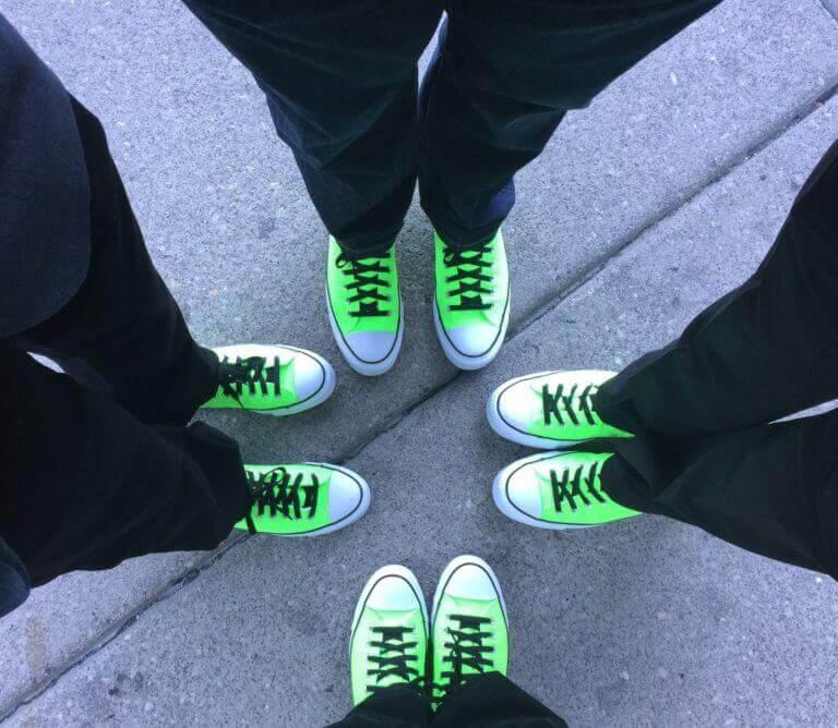 VMWorld Team Shoes