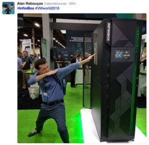 VMWorld On The Floor
